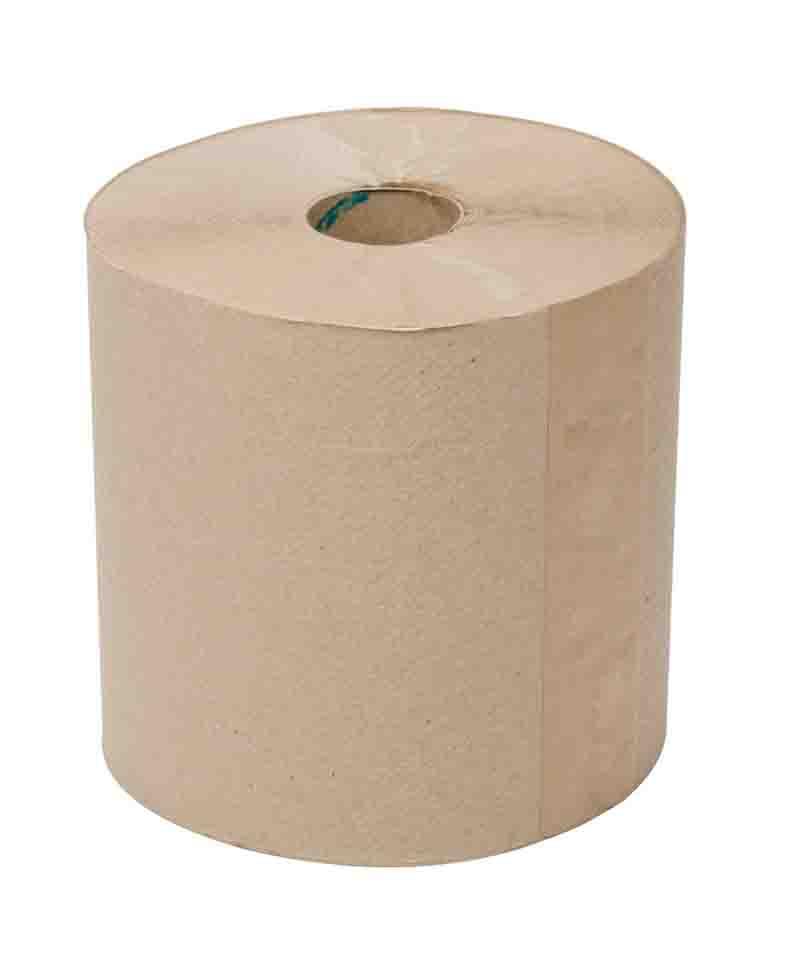 "Hand Roll Towel Kraft 2"" Core"