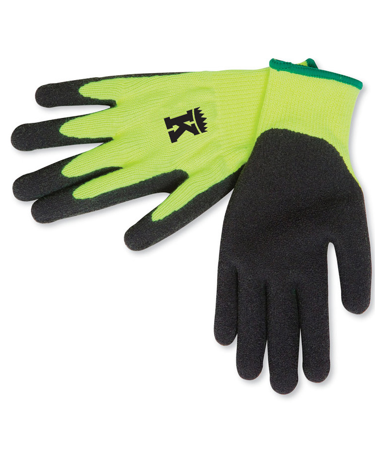Lime All Weather Safety Gloves