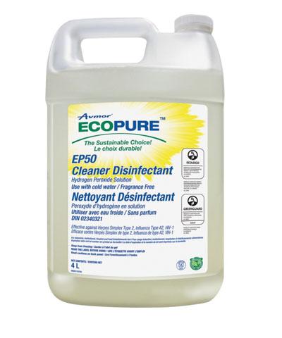 Avmor EP50 Cleaner Disinfetant with Hydrogen Peroxide