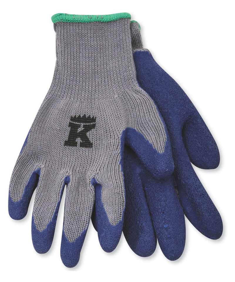 Blue All Weather Safety Gloves