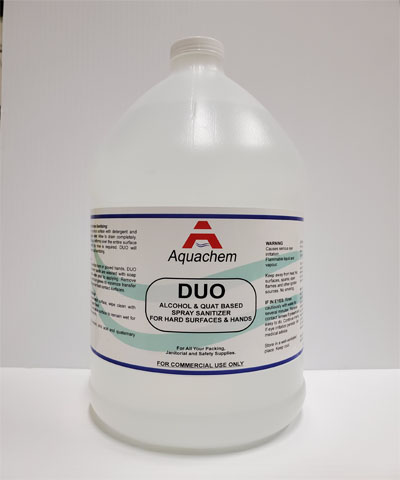 Aquachem Duo Hand & Surface Sanitier