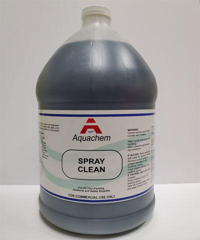 Spray Clean