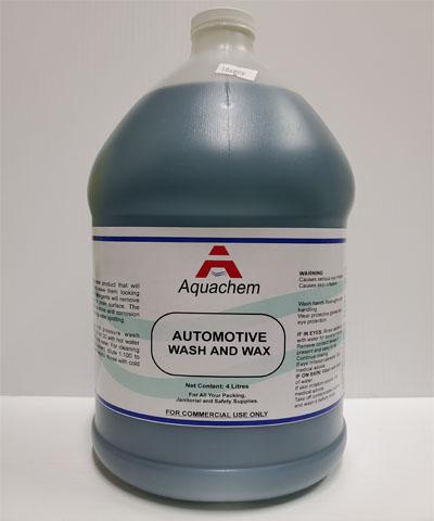 Automotive Wash & Wax