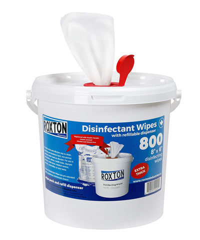 Disinfecting Wipes (800ct)