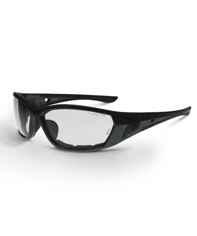 Crossfire Glasses Foam Lined 710 Clear Lens
