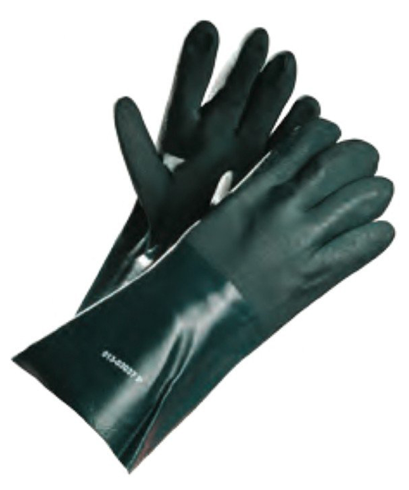 Double-dipped PVC Coated, Gauntlet