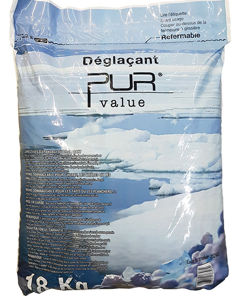 PUR Value 18KG Ice Melt