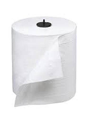 Tork Advanced Single-Ply Hand Roll Towel, White