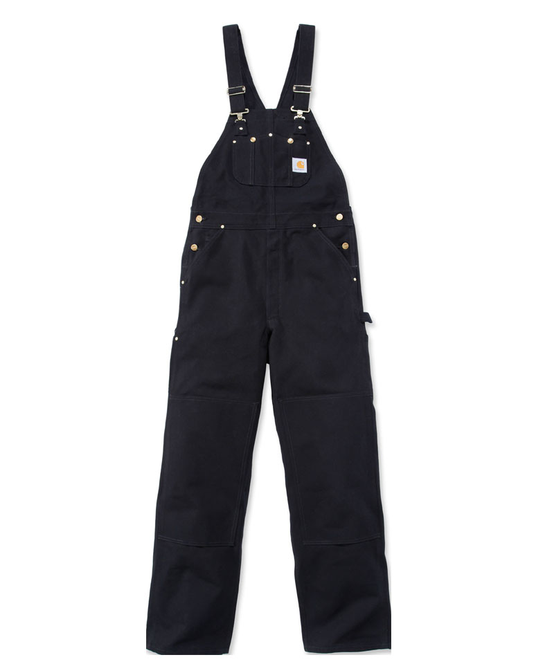 Duck Bib Overall/Unlined